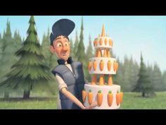 Carrot Crazy  Cortos  de Pixar ANIMADOS