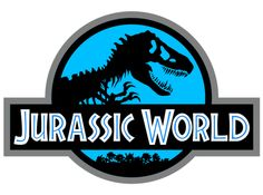 Jurassic World Logo Classic Style by GreenMachine987 on DeviantArt