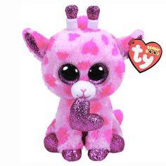 Ty Beanie Boo Medium Sweetums the Giraffe Soft Toy ecfdecebec8f