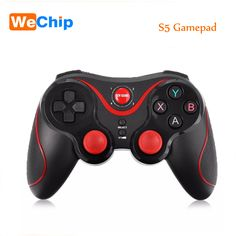 Gen Game S5 Wireless Bluetooth Gamepad Game Controller Handle Remote Joystick For Android Tablet Came Console For iPhone tv box #Affiliate