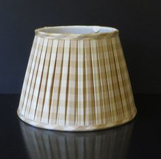 Bewitching Bespoke: 2 Etsy Sources for Heirloom Custom Lamp Shades Custom Lamp Shades, Old Lamp Shades, Fabric Lampshade, Lampshades, Ikat Fabric, Pleated Lamp Shades, Mountain Designs, Glass Material, Diffused Light