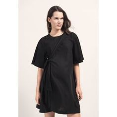 Winnie dress, Black M Short Sleeve Dresses, Dresses With Sleeves, Nursing Dress, Maternity Dresses, Cold Shoulder Dress, Black, Fashion, Curve Dresses, Gowns With Sleeves