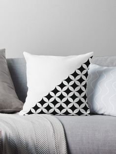 Features Vibrant double-sided print throw pillows to update any room Independent designs, custom printed when you order Soft and durable Spun Polyester cover with an optional Polyester fill/insert Concealed zip opening for a clean look and easy care