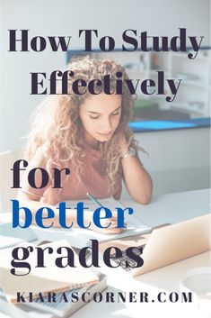 How to study for better grades. Homework tips for all subjects that will help you improve test scores and overall help you get better grades. Best Time To Study, Best Study Tips, Best Study Methods, How To Study, Study Motivation, Homework Motivation, School Motivation, High School Life, Middle School