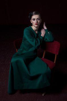 The Young Queen - model: Dzenanalight assistant: Tatjana AnticMUAH: me