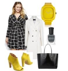 Plus Size Fashion Spring 2014: Watch a Pop of color plus size Fashion for women