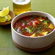 Mexican-Inspired Vegetable Soup: Nothing to count for chipotle peppers in adobo sauce in the quantity used per serving.