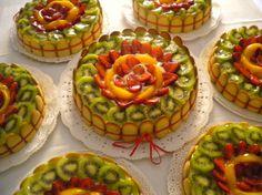 crostata frutta light