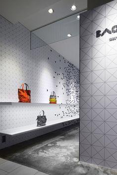 Interactive interior facade Issey Miyake Moment Design Tokyo 05