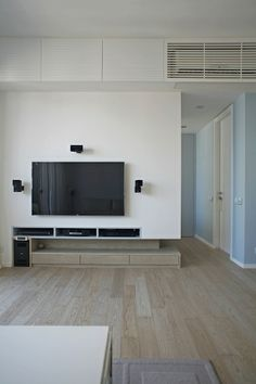 Ceiling Air Conditioner, Living Room Tv Unit, Fashion Room, Traditional House, Home Renovation, Home Kitchens, Home Furnishings, Sweet Home, New Homes