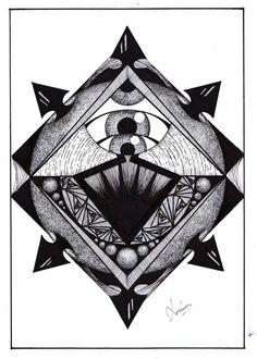 13 by christinazero on DeviantArt Blackwork, Tattoo Ideas, Deviantart, Tattoos, Cards, Skulls, Irezumi, Tattoo, Maps
