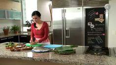 Tu cocina - Trucha con hierbabuena a la parrilla (30/01/2015) - YouTube
