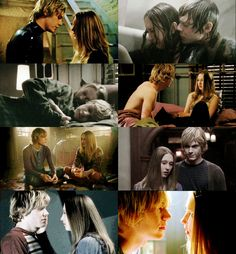 American Horror Story Murder House - Tate and Violet <<< I've stopped fighting my love for these two Violet Ahs, Tate And Violet, American Horror Story Coven, American Psycho, Horror Show, Evan Peters, Best Shows Ever, Horror Stories, Movies Showing