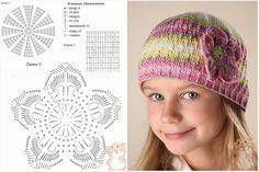 Inšpirácia pre Váš háčik - čiapky a oblečenie - Album používateľky lucka654 | Modrykonik.sk