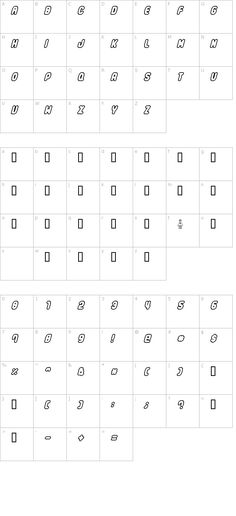 Legothick - Free Font Download  The Lego font use with either Cricut or Cameo