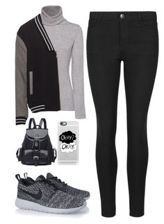 """""""Untitled #131"""" by barijeziberi ❤ liked on Polyvore featuring beauty, iHeart, NIKE, Casetify and Indigo Collection"""