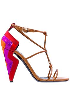 Nicholas Kirkwood - Shoes - 2014 Spring-Summer