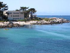 Hopkins Marine Station, Monterey, California