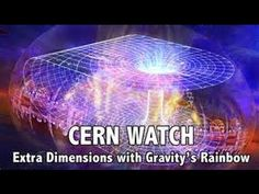 More evidence that it's not just religious talk that LHC and CERN are trying to open gateways into different dimensions. True Facts, Weird Facts, Gravity's Rainbow, Revelation 9, Perry Stone, Large Hadron Collider, The Risen, We Are All Connected, Quantum Physics