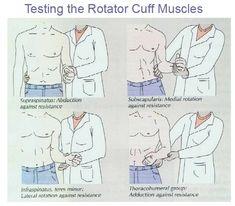 Rotator Cuff Tests