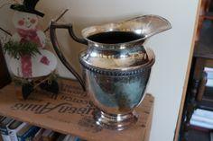 Vintage water jug