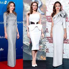 Angelina Jolie in Ralph & Russo, angelia jolie in ralph & russo, angelina jolie style,