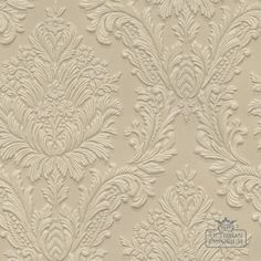 Buy Lincrusta Wallpaper - Anaglypta and Lincrusta Wallpaper - 1 roll of Lincrusta paper incorporating large flower and leaf design Decor, Pooja Room Design, Pot Designs, Stair Decor, Wallpaper, Palm Leaf Design, Victorian Wallpaper, Wallpaper Decor, Paintable Textured Wallpaper