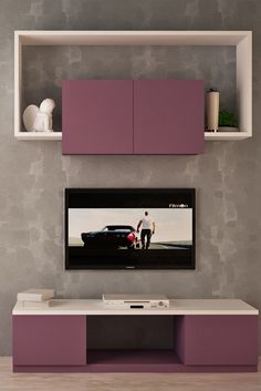 HomeLane: Full Home Interior Design Solutions, Get Instant Quotes. Lcd Wall Design, Door Design, House Design, Lcd Units, Modern Tv Wall Units, Cozy Den, Tv Unit Design, Living Room Designs, Living Rooms