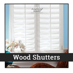 All Of Our Interior Wood Shutters Are Custom Built In Factory And Handcrafted Genuine