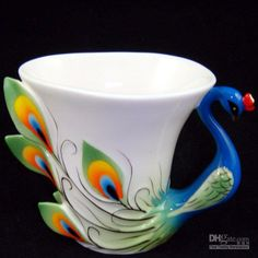 beautiful coffee cups free shipping | - Free shipping!super beautiful high quality chinese ceramic cup ...