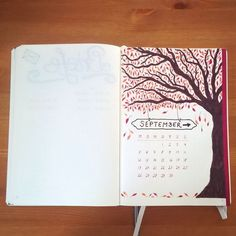 Afbeeldingsresultaat voor hello september bullet journal