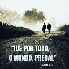 #missões #evangelismo