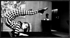 contortion_BW