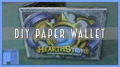 DIY Hearthstone Wallet