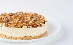 Cheesecake de amendoim Cheesecakes, Chocolate, Vanilla Cake, Desserts, Food, Tasty Food Recipes, Party Candy, Snacks, Yummy Recipes