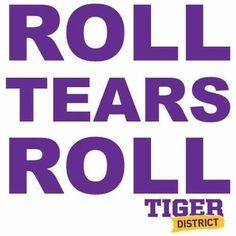 Roll tears roll !!!!