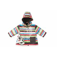 Raincoat for boys from Tuc Tuc's Taaat Collection available from http://www.mashngravy.com
