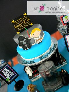 Star Wars Inspired Birthday Party