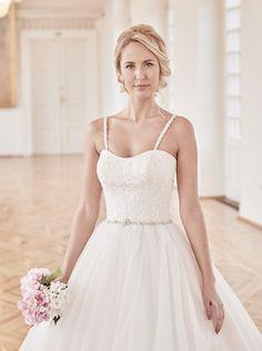 Sprookjesachtige bruidsjurk van #dianeLegrand