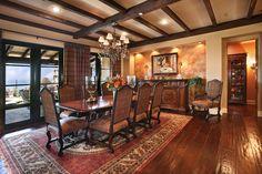 Donna Pennington - traditional - dining room - orange county - von Hemert Interiors