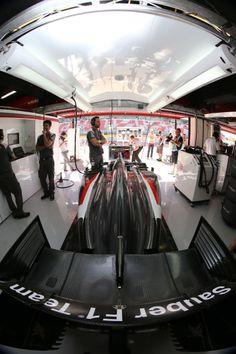 2014 Spanish GP. Esteban Gutierrez (mex), Sauber F1 Team.