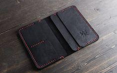 Custom Leather Wallet, Men's Leather Wallet , Mens Wallet, Leather Wallet, Wallets for men