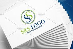 Letter S | Law | Logo  by REDVY on @creativemarket