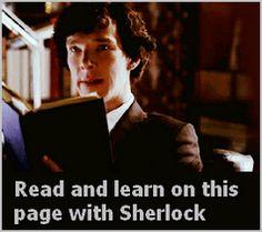 Benedict Cumberbatch reading original Sherlock Holmes stories as audiobook.