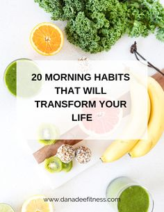 THESE 20 HABITS MADE ME HAPPIER, MADE ME SUCCESSFUL, MADE ME RICH  #morningritual #lovemylife #healthyhabits