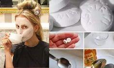 Amazing You: Asprinle Karıştırdığı Maskeyi Sadece 10 Dakika Beklettim Natural Skin Care, Skin Care Tips, Beauty Skin, Beauty Hacks, Beauty Tips, Serum, Aspirin, Tinder, Fashion Ideas