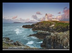 Finad Lighthouse by Mike Behr, via 500px