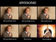 Legendary is not without Barney Stinson!