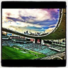 Allianz Stadium itt: Moore Park, NSW