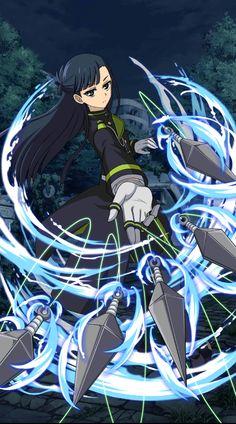 Owari no Seraph Bloody Blades - Shigure Yukimi